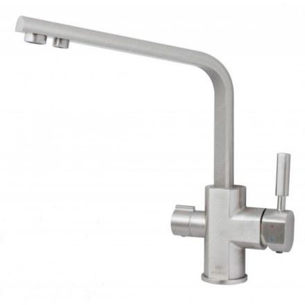 Смеситель для кухни под фильтр Kaiser Decor 40144-5 Silver