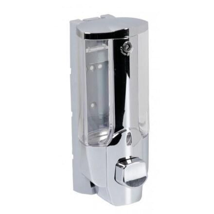 Дозатор для жидкого мыла 380 ML ХРОМ AXENTIA 133171