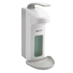 Дозатор локтевой для жидкого мыла и дез.средств MAGNUS 696