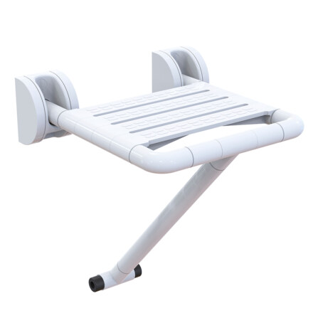 Сиденье для душа с опорой в пол GFmark 944