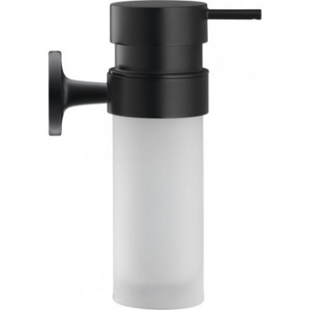 Дозатор для мыла Черный матовый Duravit Starck T 0099354600
