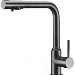 Смеситель для кухни под фильтр Kaiser Teka 13044-9 Black