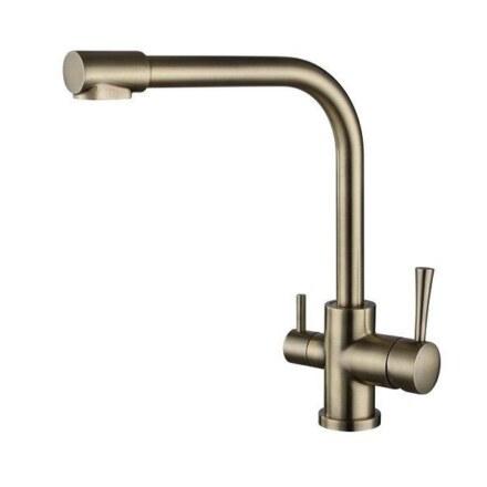 Смеситель для кухни под фильтр Kaiser Merkur 26044-3 Bronze