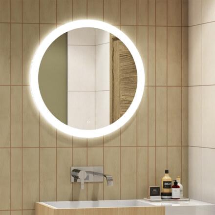 Зеркало D 645 мм , сенсорное , с внутренней LED подсветкой 10045234